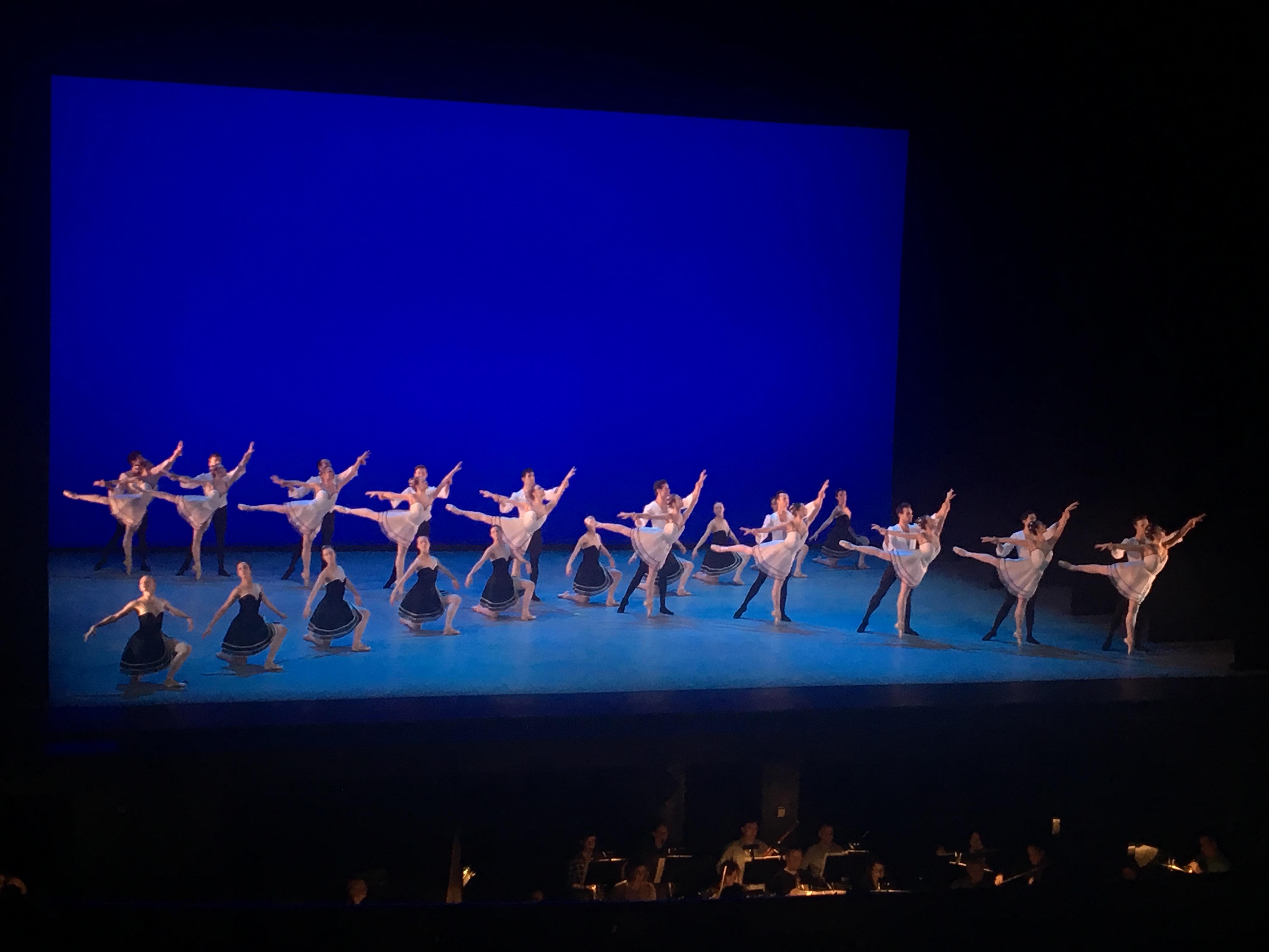 GQ Ballroom Takes in the Suzanne Farrell Ballet | GQ Ballroom